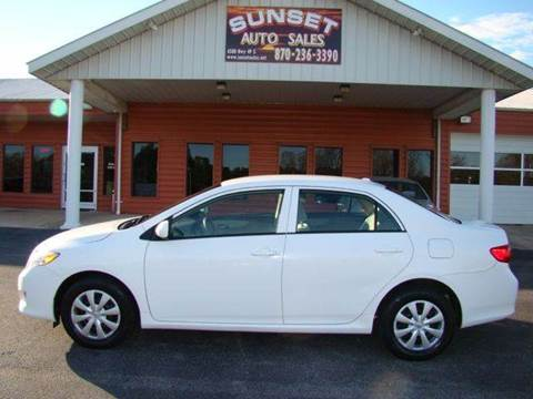 2010 Toyota Corolla for sale in Paragould, AR
