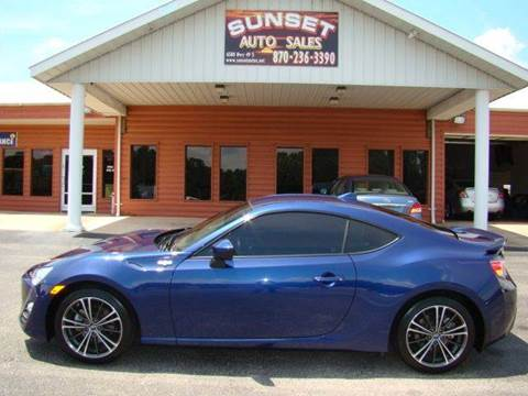 2016 Scion FR-S for sale in Paragould, AR