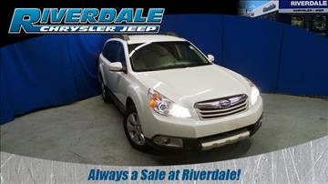 2012 Subaru Outback for sale in Bronx, NY
