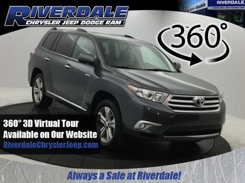 2012 Toyota Highlander for sale in Bronx, NY
