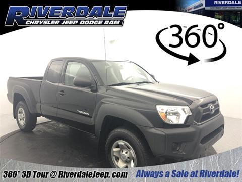 2013 Toyota Tacoma For Sale >> 2013 Toyota Tacoma For Sale In Bronx Ny