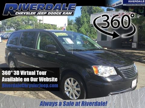 2016 Chrysler Town and Country for sale in Bronx, NY