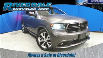 2014 Dodge Durango for sale in Bronx, NY