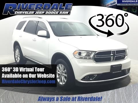 2014 Dodge Durango for sale in Bronx, NY