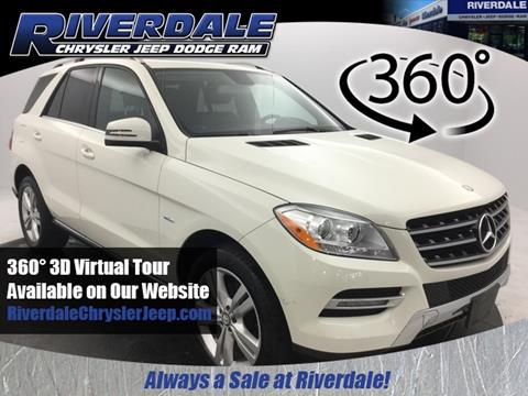 2012 Mercedes-Benz M-Class for sale in Bronx, NY