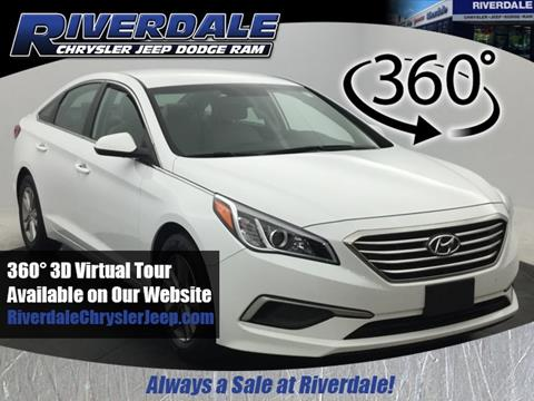 2016 Hyundai Sonata for sale in Bronx, NY