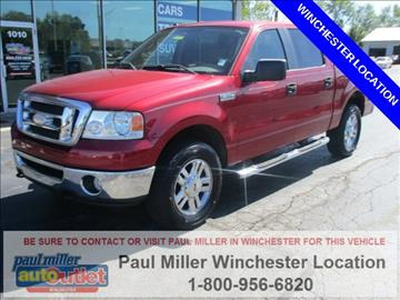 2007 Ford F-150 for sale in Winchester, KY