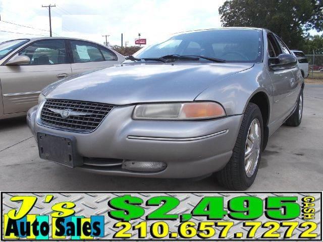 1999 Chrysler Cirrus