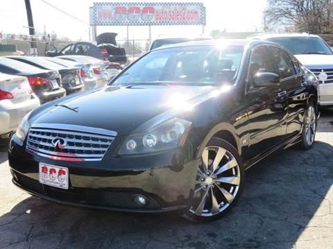 2007 Infiniti M45 for sale in Gainesville, GA