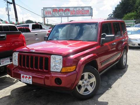 2006 Jeep Commander for sale in Gainesville, GA