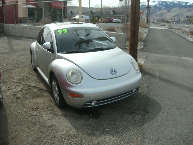 1999 volkswagen new beetle for Small car motors carson city nv