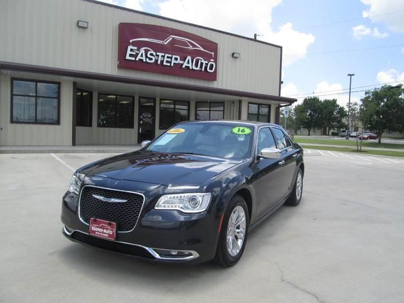2016 Chrysler 300 C 4dr Sedan - Bryan TX