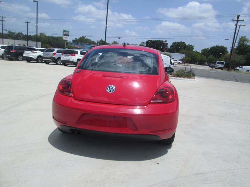 2014 Volkswagen Beetle 1.8T Entry PZEV 2dr Coupe 6A - Bryan TX
