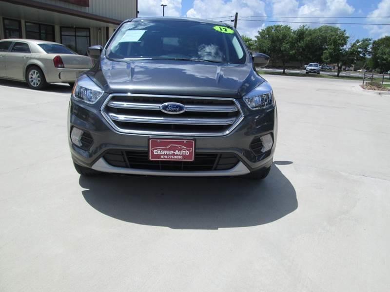 2017 Ford Escape SE 4dr SUV - Bryan TX
