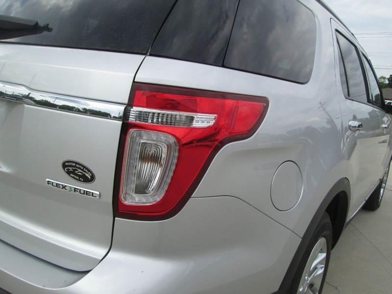 2015 Ford Explorer XLT 4dr SUV - Bryan TX