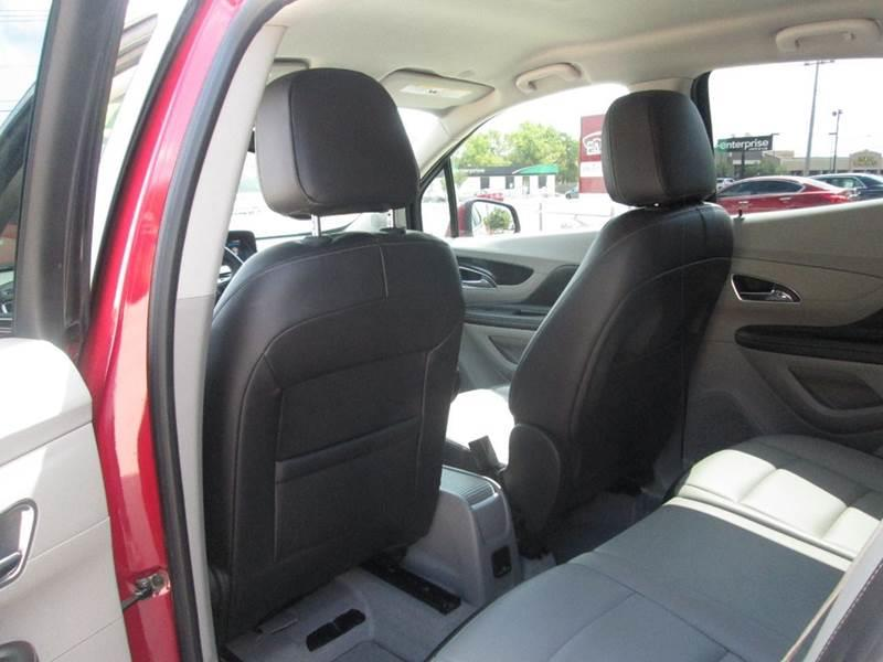 2015 Buick Encore Leather 4dr Crossover - Bryan TX