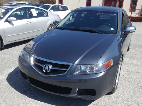 2005 acura tsx for sale in north carolina. Black Bedroom Furniture Sets. Home Design Ideas