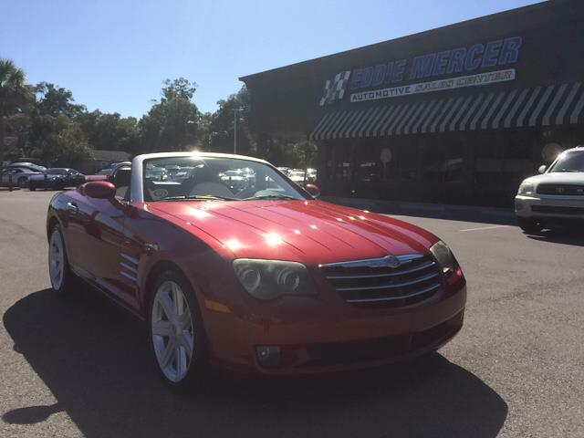 2006 Chrysler Crossfire For Sale Carsforsale Com