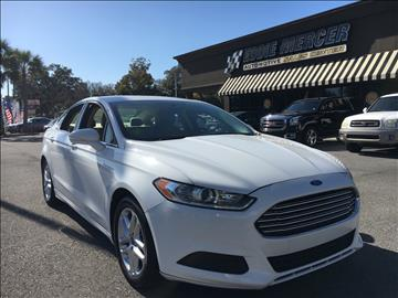 Ford fusion for sale pensacola fl for Frontier motors inc pensacola fl