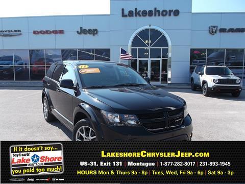 2015 Dodge Journey for sale in Montague, MI