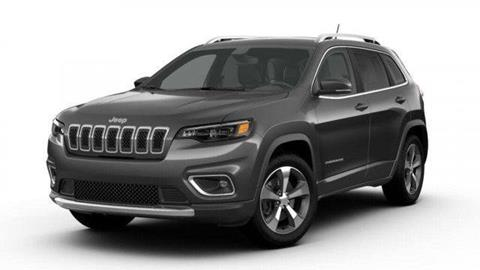 2019 Jeep Cherokee for sale in Montague, MI