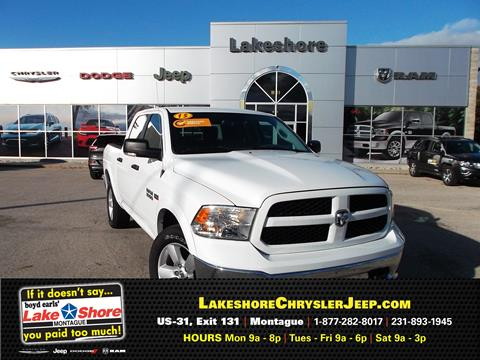 2015 RAM Ram Pickup 1500 for sale in Montague MI
