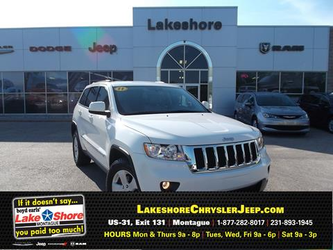 2011 Jeep Grand Cherokee for sale in Montague, MI