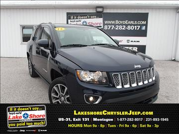 2015 Jeep Compass for sale in Montague, MI