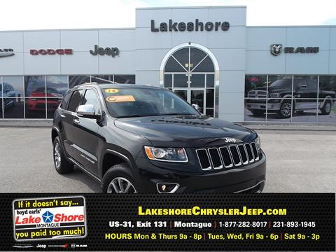 2014 Jeep Grand Cherokee for sale in Montague, MI