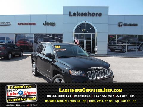 2014 Jeep Compass for sale in Montague, MI