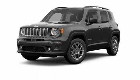 2019 Jeep Renegade for sale in Montague, MI