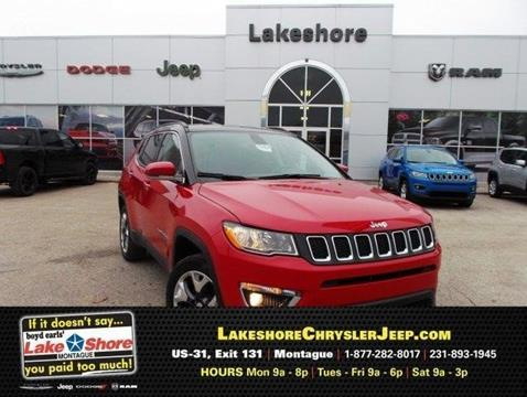2019 Jeep Compass for sale in Montague, MI