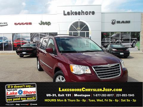 2009 Chrysler Town and Country for sale in Montague MI