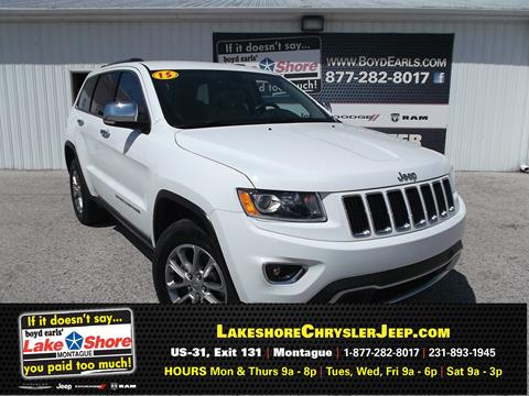 2015 Jeep Grand Cherokee for sale in Montague MI
