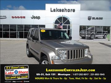 2011 Jeep Liberty for sale in Montague, MI