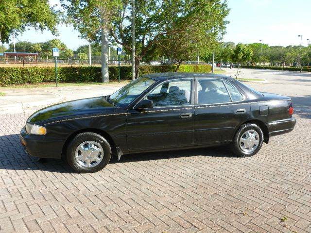 1996 Toyota Camry for sale in Fort Lauderdale FL