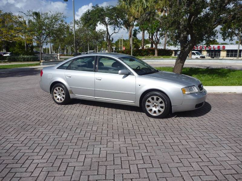 Audi A Quattro AWD Dr Sedan In Orlando FL South - Audi dealers in south florida
