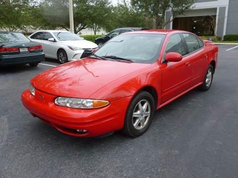 2002 Oldsmobile Alero for sale in Orlando, FL