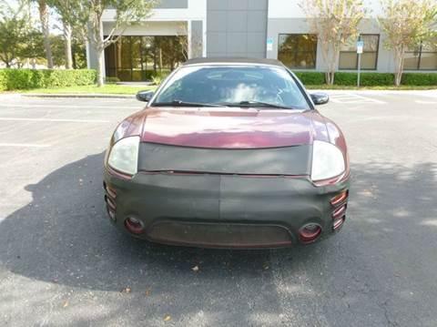 2004 Mitsubishi Eclipse Spyder for sale in Orlando, FL