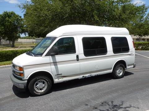 1998 Chevrolet Express Passenger for sale in Orlando, FL