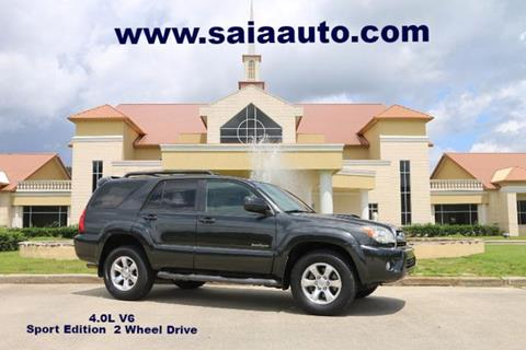 2008 Toyota 4Runner for sale in Baton Rouge LA