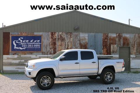 2012 Toyota Tacoma for sale in Baton Rouge LA