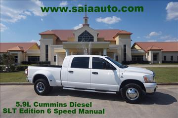 2006 Dodge Ram Pickup 3500 for sale in Baton Rouge, LA