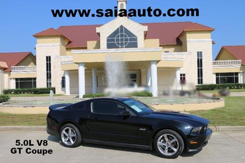 2012 Ford Mustang for sale in Baton Rouge, LA