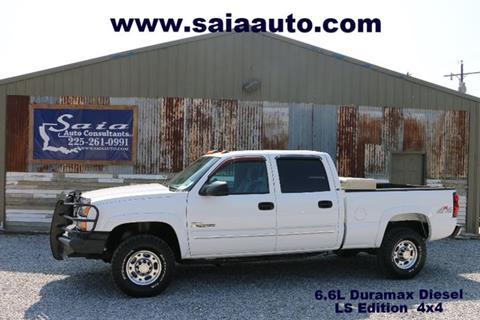 2005 Chevrolet Silverado 2500HD for sale in Baton Rouge, LA