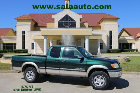 2002 Toyota Tundra for sale in Baton Rouge LA