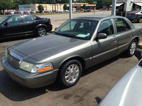 2003 Mercury Grand Marquis for sale in Raleigh, NC