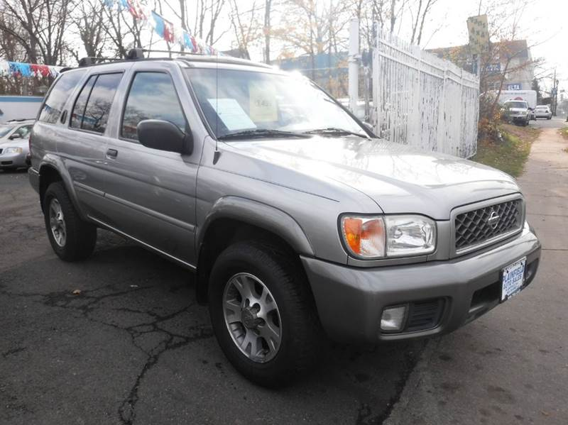 2001 nissan pathfinder se 4wd 4dr suv in plainfield nj. Black Bedroom Furniture Sets. Home Design Ideas
