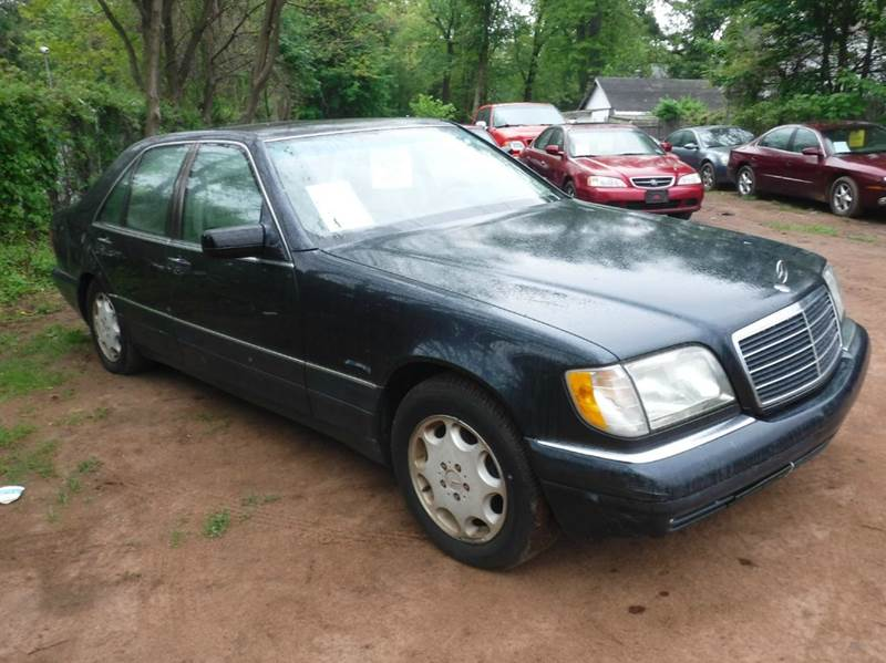 1996 mercedes benz s class s320 swb 4dr sedan in for Mercedes benz s500 1996