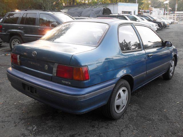 Cd D D B C F Dcac C on 1991 Toyota Tercel Blue